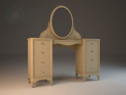 Hooker (United States) dressing table