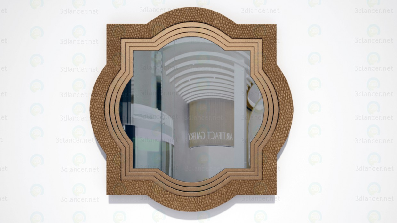 3d model mirror id 11770 for Mirror 3d model