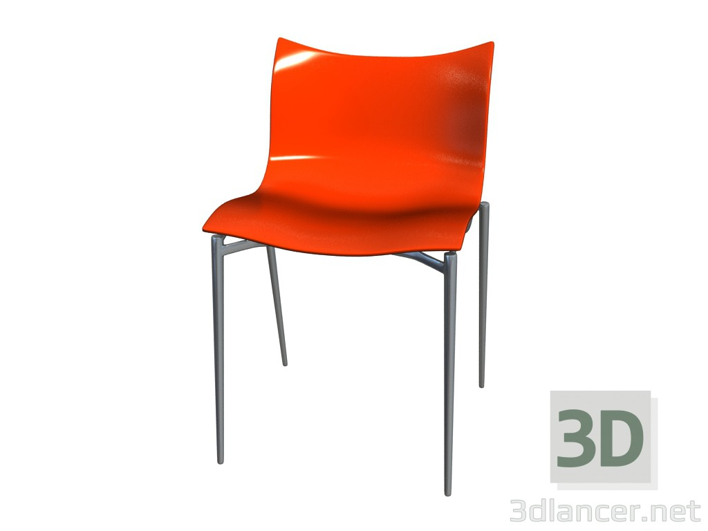 3d model Chair el Cam eon - preview