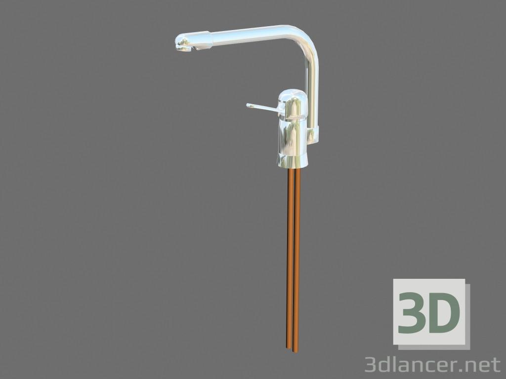 3D-Modellierung Wasserhahn MA701786 Modell kostenlos herunterladen
