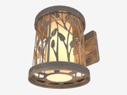 Street wall lamp Lagra (2287 1W)