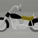 3d Motorbike model buy - render