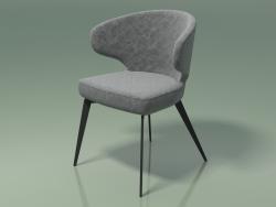Cadeira de jantar Keen (111700, cinza óleo)