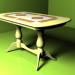 3d моделирование стол Альт 74-11 модель скачать бесплатно