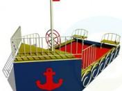 Детская площадка-корабль