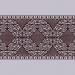 3d модель Ажурная деревянная панель – превью