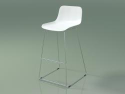 Cadeira de bar Petal (110133, branca)