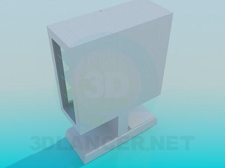 3d модель Оригинальный сервант – превью