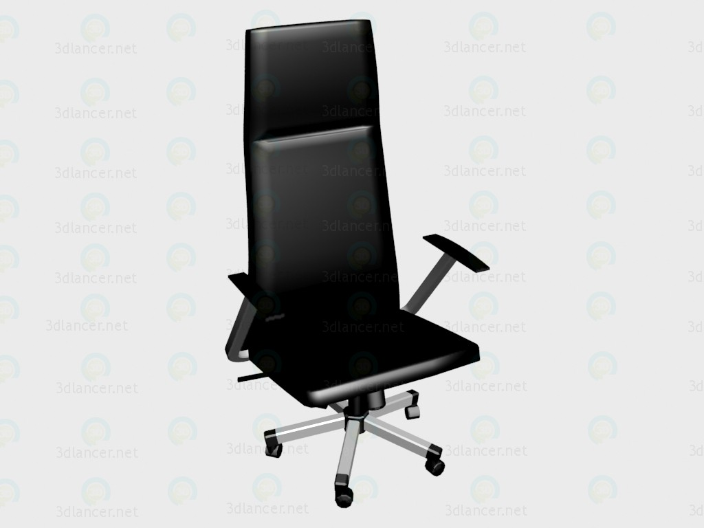 3d model Chair Greg VOX - preview