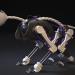 3d Robot cat model buy - render
