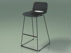 Cadeira de bar Petal (111545, preta)