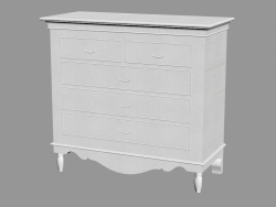 Chest of 5 drawers (PPC1)