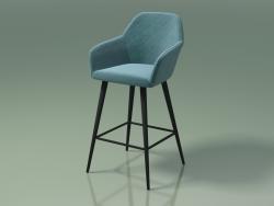 Cadeira de meia barra Antiba (112918, verde azul celeste)
