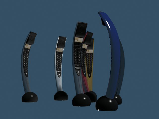 3d modeling Future arc phone model free download