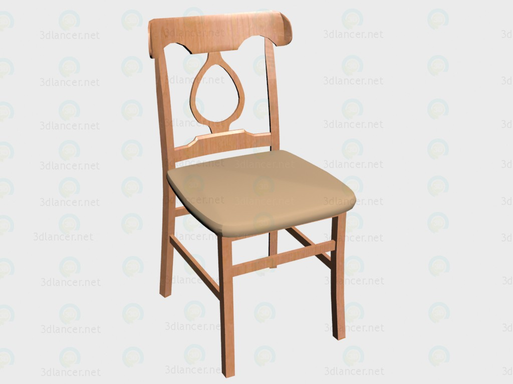 3d model Chair (a4060) VOX - preview