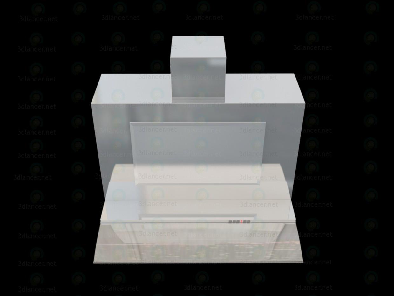 3d Витяжка Elica Glide SoftIX А-60 модель купити - зображення