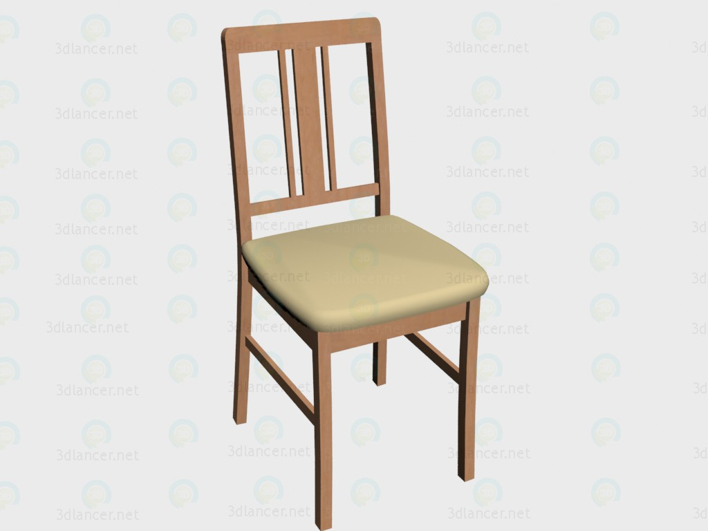 3d model Chair (a8928) VOX - preview