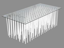 Table à manger rectangulaire Org (OG4)