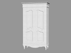 Two-door wardrobe (PPA2)