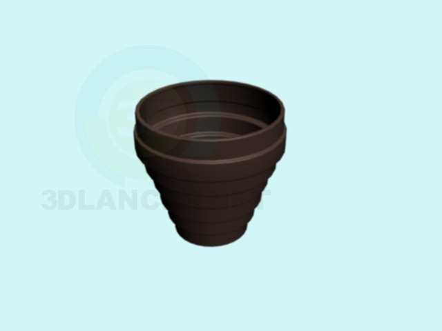 3d model Earthenware - preview