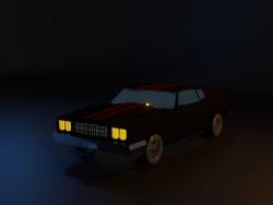 Chevrolet Chevelle SS 70 '