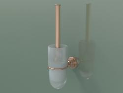 Porta-escova de vaso sanitário de parede (41735310)