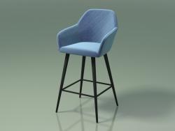 Cadeira de meia barra Antiba (112917, azul meia-noite)