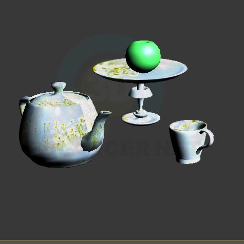 3d model Set - preview