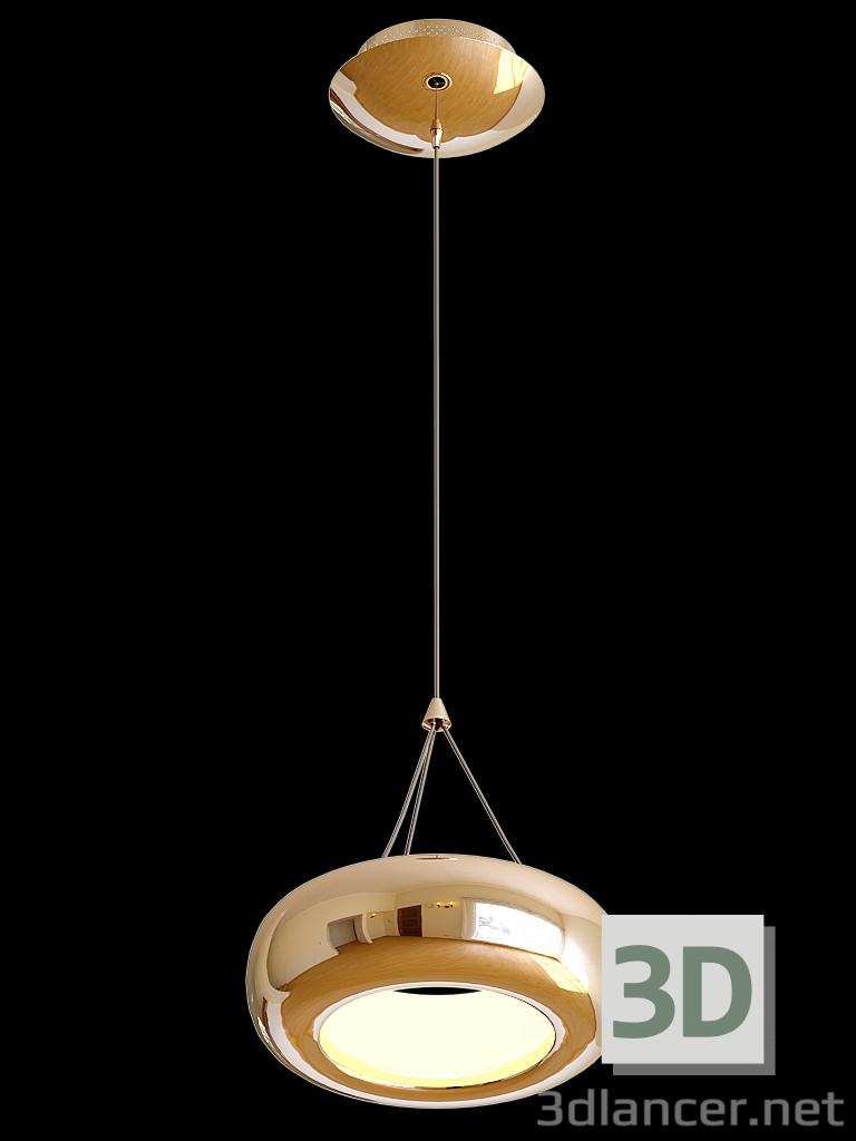 3D Modell Kronleuchter ring - Vorschau
