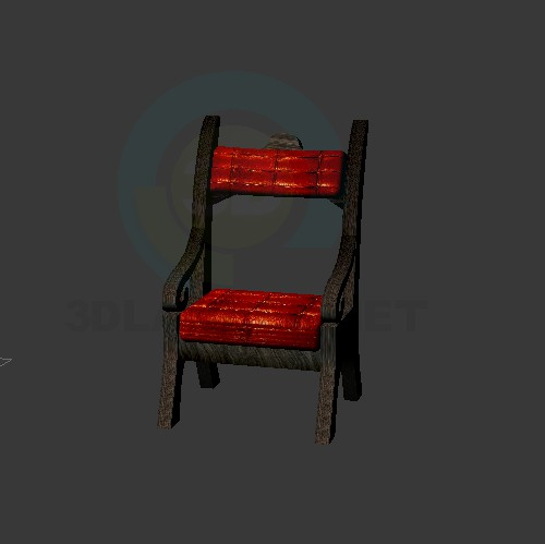3d model Chair original - preview