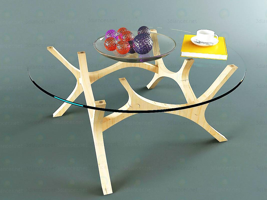 modelo 3D spetcial serpa - escuchar