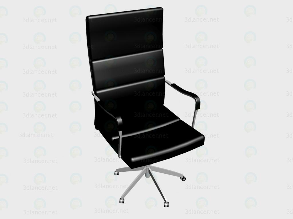 3d модель Кресло Nestor – превью