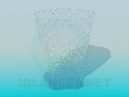 3d model Glass - preview