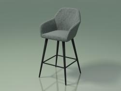 Cadeira de meia barra Antiba (111838, cáqui)