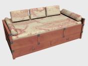 Sofa bed 90x200