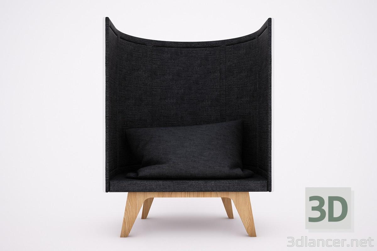 İçe koltukları model ücretsiz 3D modelleme indir