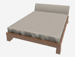 Double bed Omega