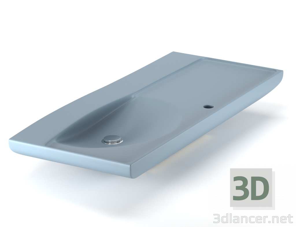 3d Washbasin model buy - render