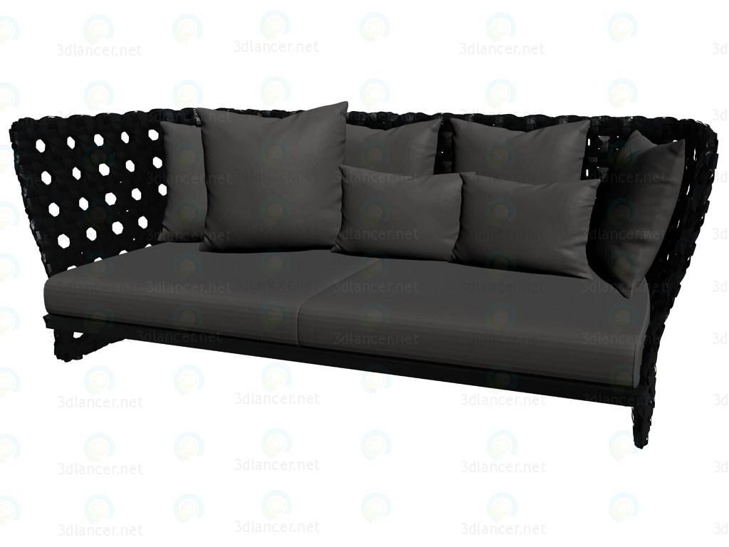 3d modeling Sofa CN226B model free download