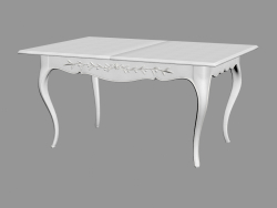 Folding dining table (PPTR)