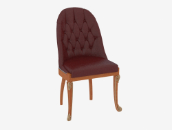 Upholstered chair (13520)