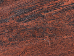 Granit rouge multicolore