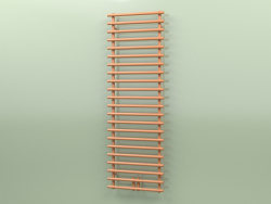 Heated towel rail - Leros (1812 x 600, RAL - 8023)