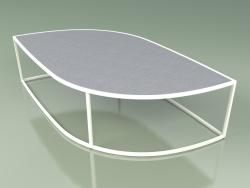Coffee table 002 (Gres Fog, Metal Milk)