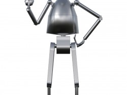 रोबोट आघात से बचाव