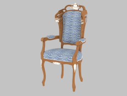 Chair with armrests Bella Vita (13505)