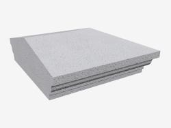 Cubierta en el pilar (LK54L)
