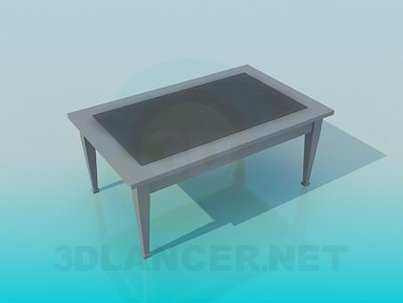 3d моделювання Журнальний столик модель завантажити безкоштовно