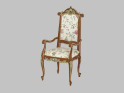 Chair with armrests Casanova (12502)