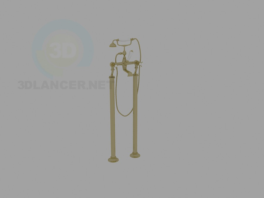 3d modeling Faucet model free download